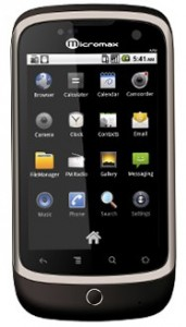 Root Micromax A70