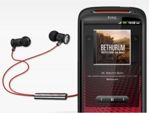 HTC-Sensation XE Beats Audio