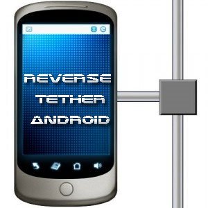 Revers tethering Android