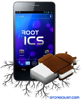 Root Galaxy S2 on ICS