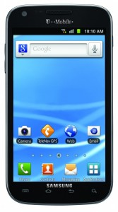 ICS update on T-Mobile Galaxy S2 SGH T989