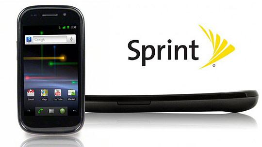 ICS update for Sprint Nexus S 4G