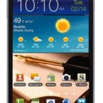 Samsung Galaxy Note on T-Mobile