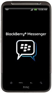 Blackberry Messenger on Android download