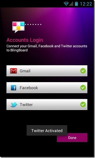 Виджет Facebook Для Android