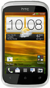 HTC Wilefire C Golf Specifications