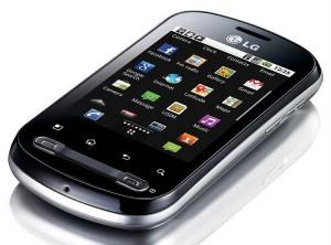 ICS on LG Optimus ME P350