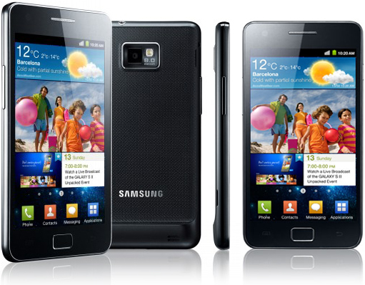 Galaxy S2 ICS Germany and Netherland