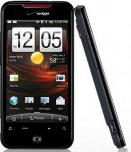 Verizon HTC Droid Incredible 4g launch