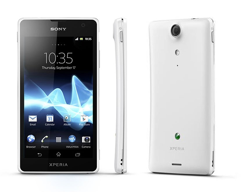 Sony Xperia GX International