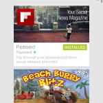 Google Play New look